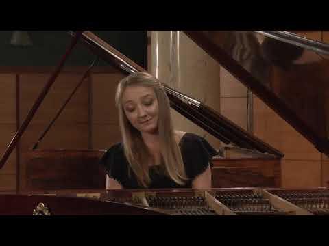 F. Chopin - Mazurkas op. 33 - Aleksandra Świgut