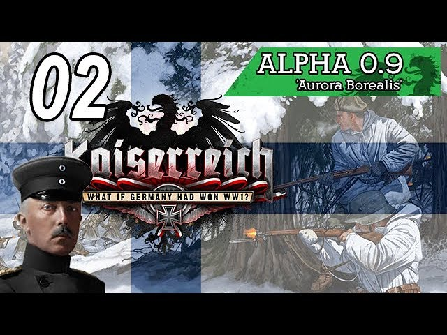 66 1 MB] Let's Play Kaiserreich Hoi4 [Finland] - Episode 2
