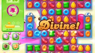 Candy Crush Jelly Saga Level 696 - NO BOOSTERS