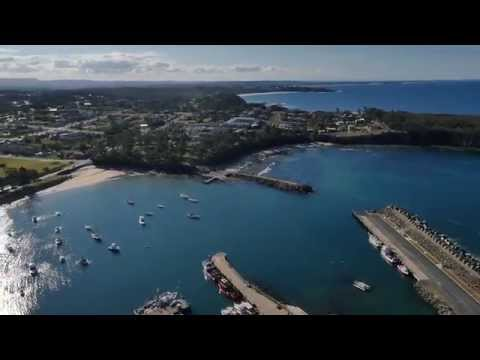 Ulladulla Drone footage - Four Corners Photo - Real Estate Marketing Specialists