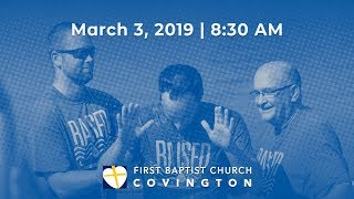 March 3, 2019 | 8:30 AM | Full Service Archive