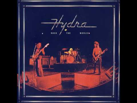 Hydra - Rock the World  1977  (full album)