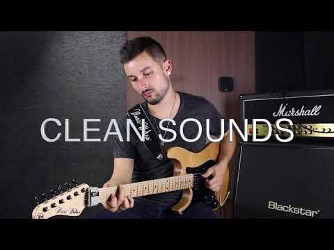 Eric Paulussi Music Maker EVO Classic Clean Sounds