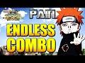 Naruto Storm Revolution - Pain Endless/Infinite Combo Tutorial