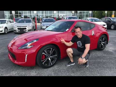 2013 Nissan 370Z: So much sports car style and performance ...