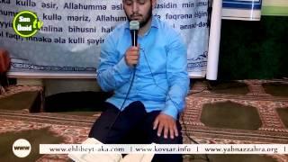 Hacı Rahib Ramazan 15-ci gun Quran tilavəti (15-ci cuz)