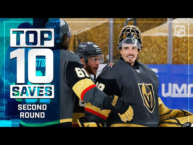 Top 10 Saves of the Second Round | 2021 Stanley Cup Playoffs
