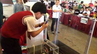 semple的「2014 電機模型設計比賽」亞軍相片