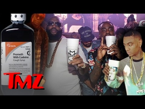 Hip Hop Tragedy -- The Champagne of Sizzurp Calls It Quits | TMZ