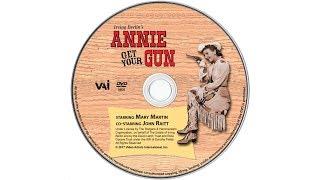 ANNIE GET YOUR GUN - Mary Martin, John Raitt (1957)