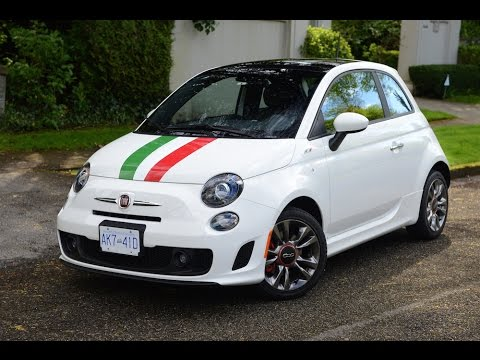 2015 fiat 500 turbo review youtube. Black Bedroom Furniture Sets. Home Design Ideas