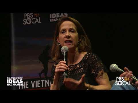 Ken Burns & Lynn Novick discuss The Vietnam War documentary
