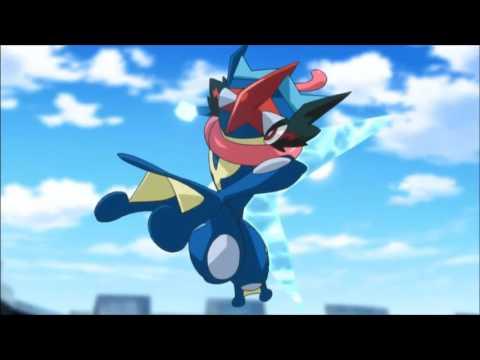 Pokemon XYZ AMV: Ash-Greninja (English Theme) Lyrics In The Description.