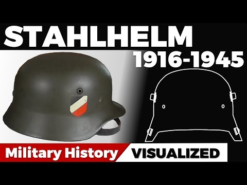 Stahlhelm 1916-1945 - German Steel Helmet