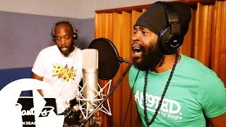 1Xtra in Jamaica - Bugle freestyle at Big Yard studios
