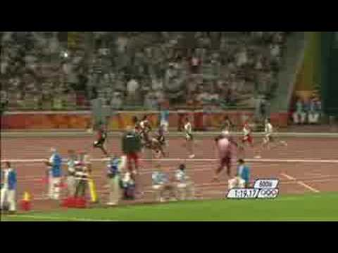 Athletics - Men's 800M - Final and Victory Ceremony - Beijing 2008 Summer Olympic Games
