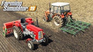 Prace siewne - Farming Simulator 19 | #27