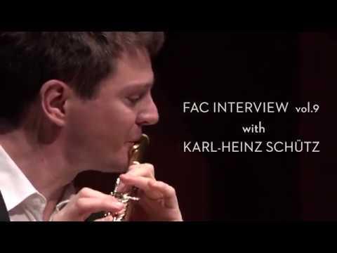 FAC INTERVIEW VOL.9 with KARL-HEINZ SCHUTZ