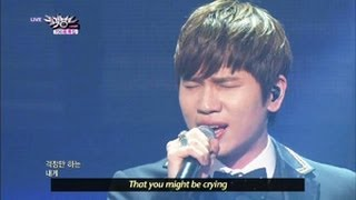 Video K.Will - To Heaven (2013.06.01) [Music Bank w/ Eng Lyrics] download MP3, 3GP, MP4, WEBM, AVI, FLV Juli 2018