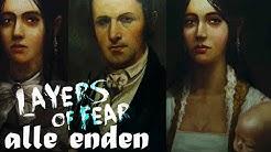 Alle Enden von Layers of Fear und wie man sie erreicht