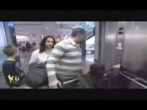 Türke Asansör Şakası Yaparsan Böyle...