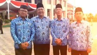 Sumpah Pns Polri Polda Lampung