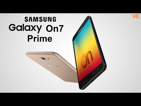 Samsung Galaxy On7 Prime 2018 First Look, Specifications, Release Date, Price, Camera, Features