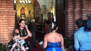 Boda de Francisco José y Laura, de tu compadre con cariño 1/2