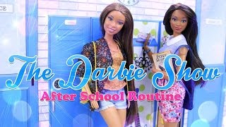 The Darbie Show: After School Routine | Barbie | Shopkins | Mermaids | Harry Potter - 4K