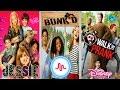 Jessie , Bunk'd , Walk The Prank Musical.ly Battle | Disney Channel Stars Musically video