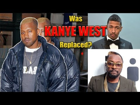 Was Kanye West Replaced?