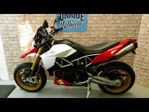 Aprilia Dorsoduro 1200 TC ABS 2012 (61) 4800 Miles Arrow Pipes