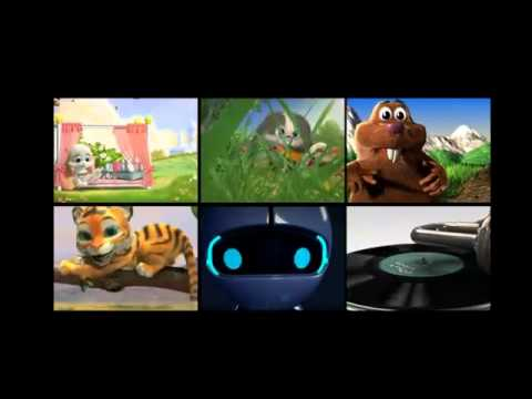 Clip Vidéo Officiel Les Crazy Frogs, Ding Dong Song HD360p ...