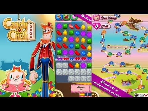 CANDY CRUSH: HOW TO GET MORE LIVES IN 30 SECOND?! Travel Video