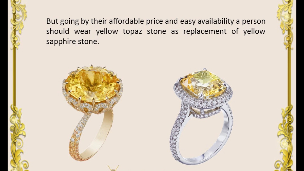 ajs yellow pukhraj at gems unheated sapphire articles