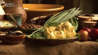 Medieval Food: Come Dine with St Patrick YouTube