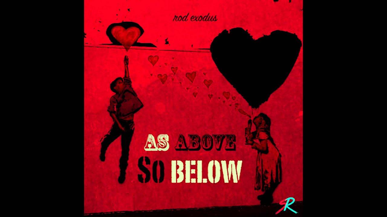 Rod Exodus As Above So Below Audio Youtube