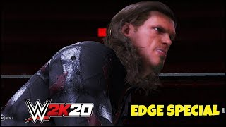 WWE 2K20 'EDGE' Part 2 Special Gameplay ! FAIL GAME LIVE 2K20 Theme Gameplay |