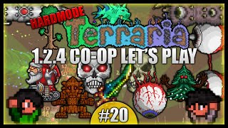 Ultimate Boss Fight Finale! Fighting Vince! || Terraria Co-Op Survival [Episode 20]