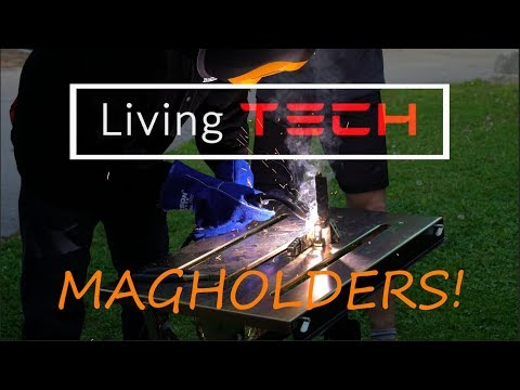 MAGHOLDERS! - Welding 101