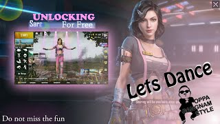 Gambar cover Unlocking Sara for Free | Do not miss her dance | DP DFUZR