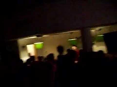 Trashfest2006 - Karaoke - Clouseau - Daar gaat ze