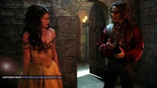 Once Upon A Time S2E19 'Lacey' Rumbelle Fans [Part 1]