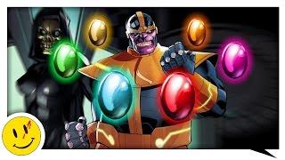 КАМНИ БЕСКОНЕЧНОСТИ: силы Камней Бесконечности, их история. Квест Таноса. (Marvel Comics)
