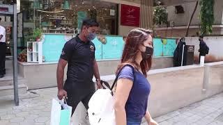 Stunning Kim Sharma Amazing Figure Transformation As She Flaunts Her Huge Figure In Gym Outfit