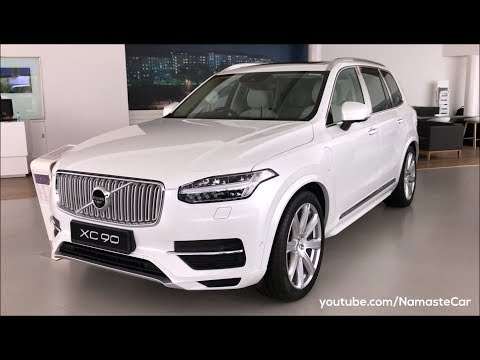 Volvo XC90 Excellence/R-Design 2017 | Real-life review