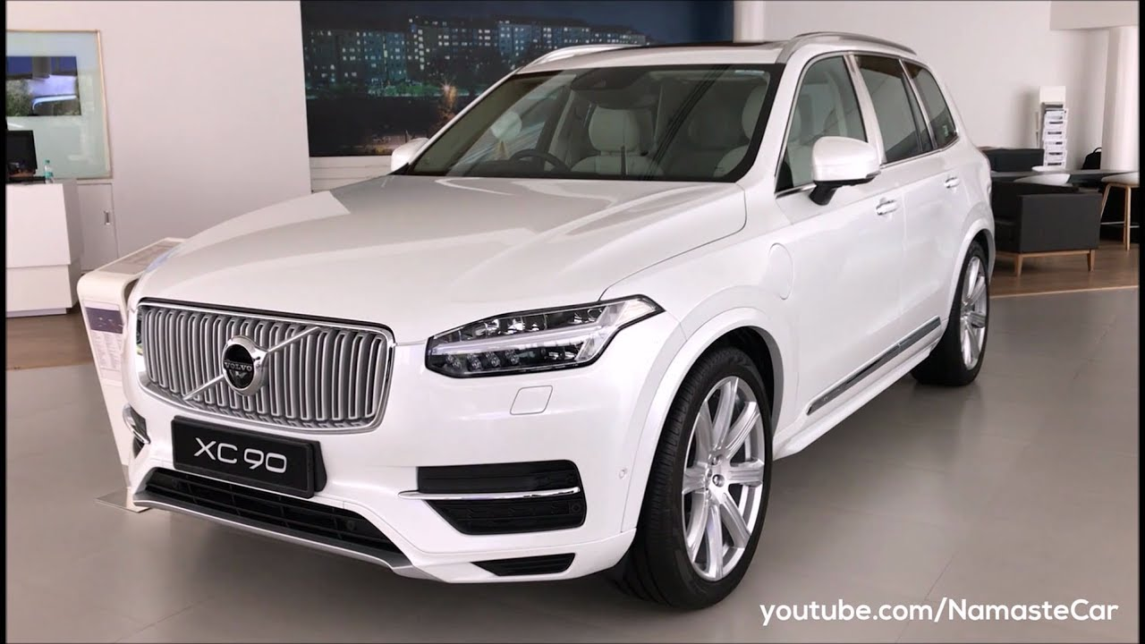 Volvo Xc90 Excellence R Design 2017 Real Life Review