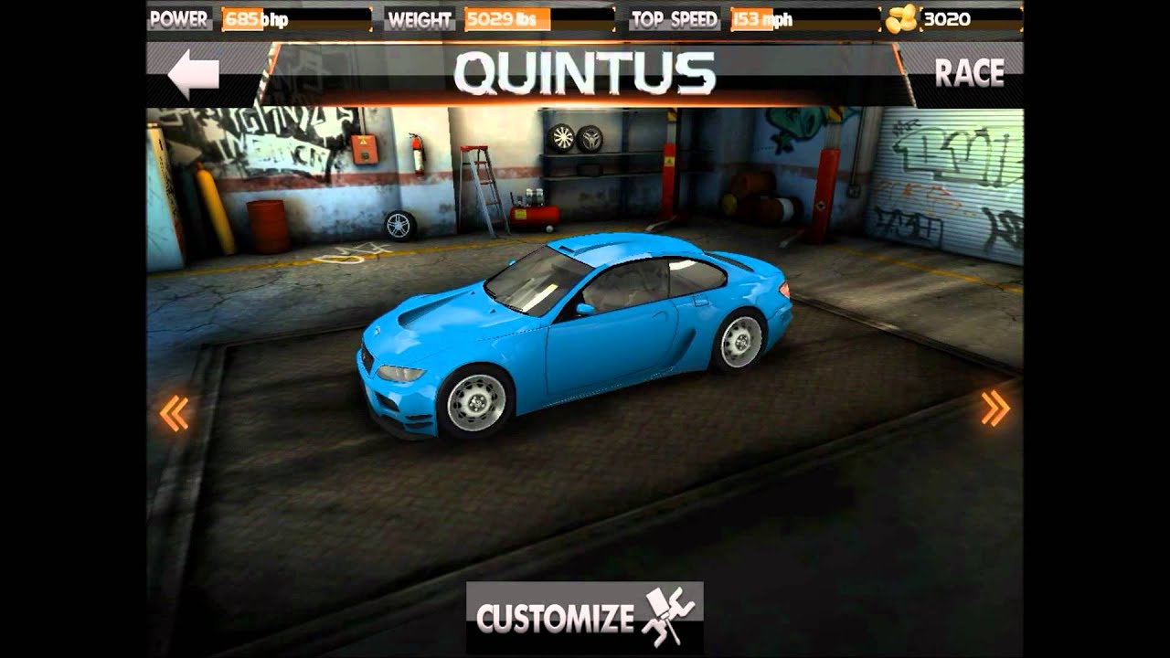 """Car Club Tuning Storm"""" for iPhone iPodTouch iPad Review"""