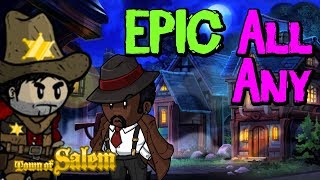 EPIC ALL ANY | Town of Salem Coven Sheriff