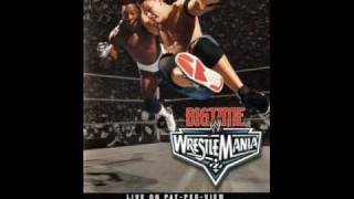 WWE WrestleMania 22 Official Theme Song: Save Me Sorrow